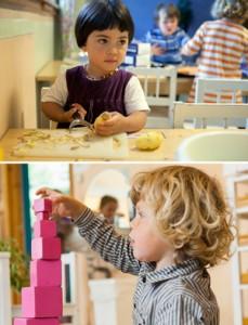 Varierte aktiviteter i barnehagen